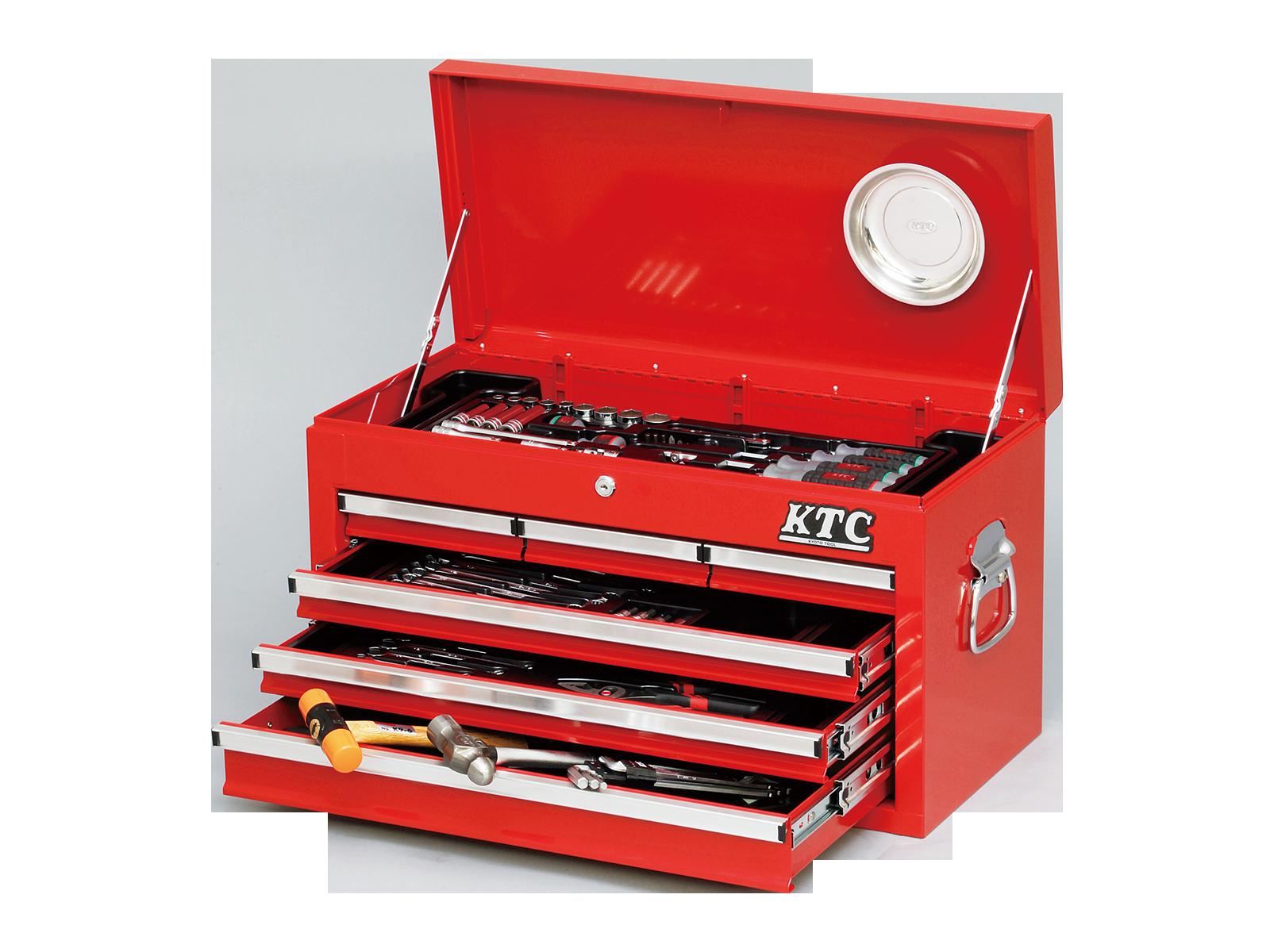 工具セット(チェストタイプ) | KTCツールオフィシャルサイト