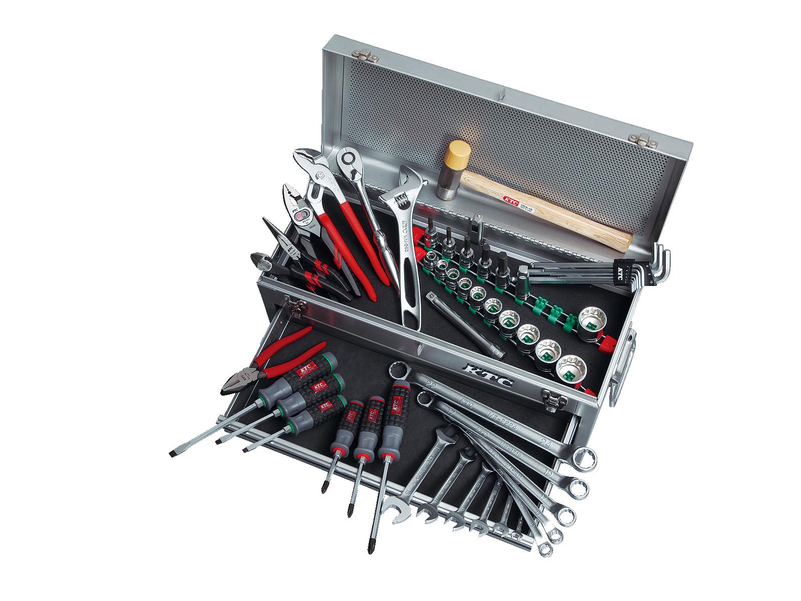 工具セット(チェストタイプ:一般整備向) | KTCツール ...