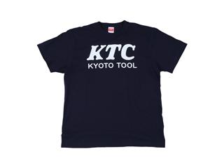 KTCロゴTシャツ(ネイビー)