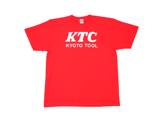 KTCロゴドライTシャツ(レッド)