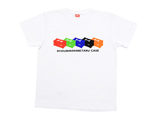 カラフル工具箱Tシャツ