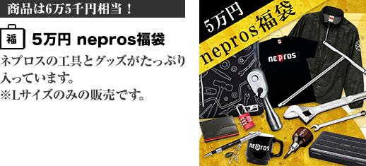 5万円 nepros福袋