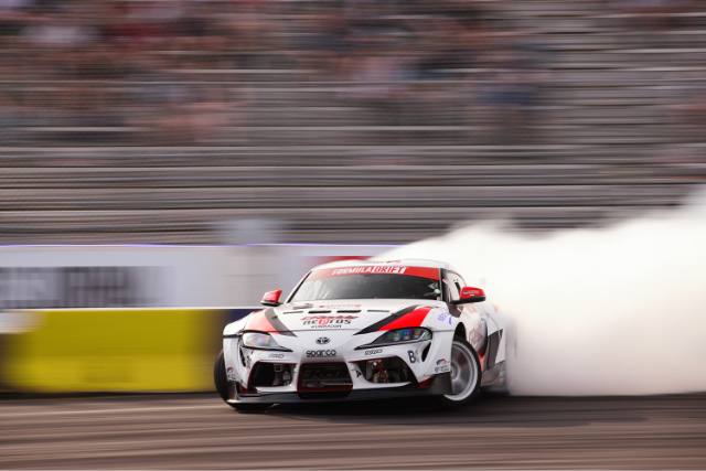 KGMS Greddy Toyota Gazoo Racing写真1