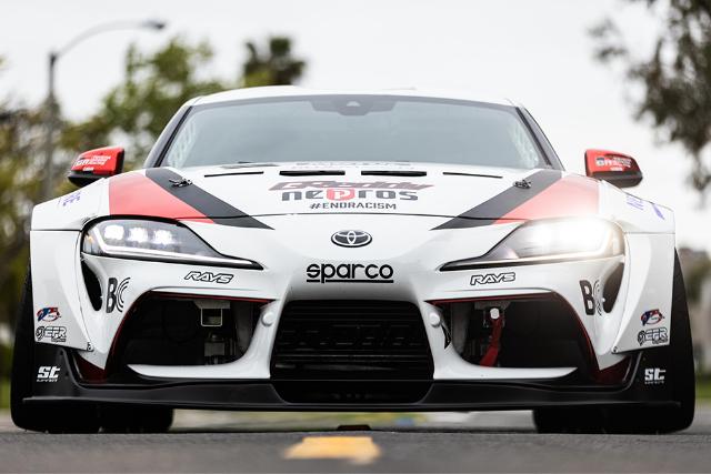KGMS Greddy Toyota Gazoo Racing写真3