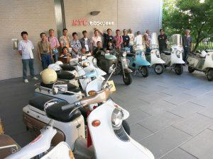 【KTC社員の愛車紹介 その10(番外編4)】ラビットスクーター