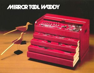 【KTCコレクション Vol.4】『MIRROR TOOL WOODY』