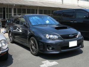 【KTC社員の愛車紹介 その14】スバル・インプレッサWRX STI(GVB)