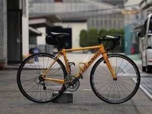 【KTC社員の愛車紹介 その16】コルナゴ・MOVE 105(2013年モデル)