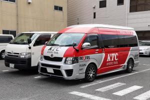 【KTC社員の愛車紹介 その7(番外編2)】トヨタ・ハイエース(200系)