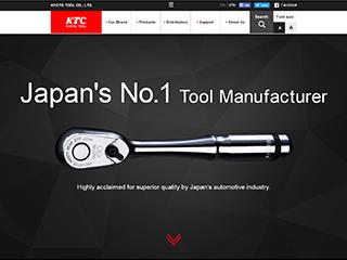 英語版KTCツールオフィシャルサイト