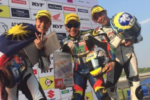 【T.Pro Yuzy Honda NTS Race Report】ついに、つかんだ表彰台の頂点!