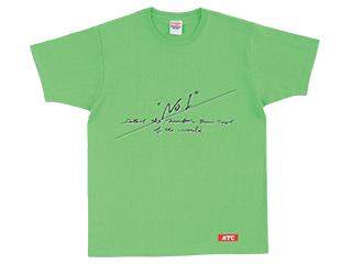ナンバーワンTシャツ(YG-107XSBK~XLW)