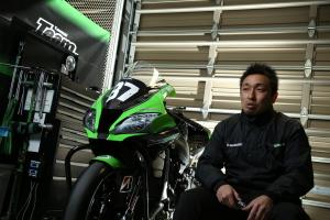 Team GREEN(チームグリーン) - メカニック/今村浩司さん