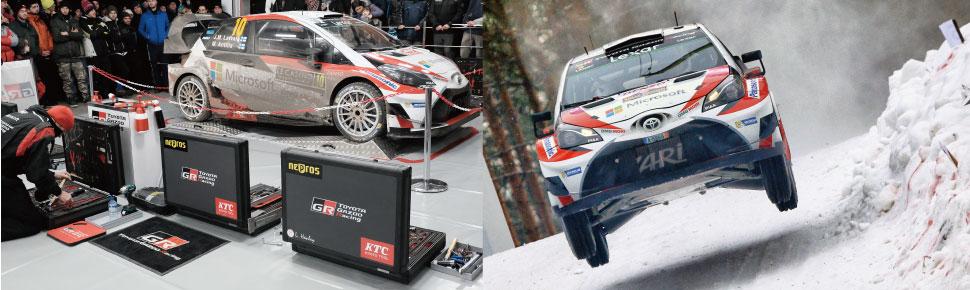 FIA世界ラリー選手権(WRC):TOYOTA GAZOO Racing