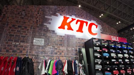 ブース/KTCオフィシャルグッズ販売(1)