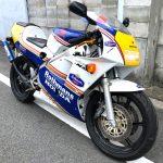 【KTC社員の愛車紹介 その35】ホンダ・NSR250R SE