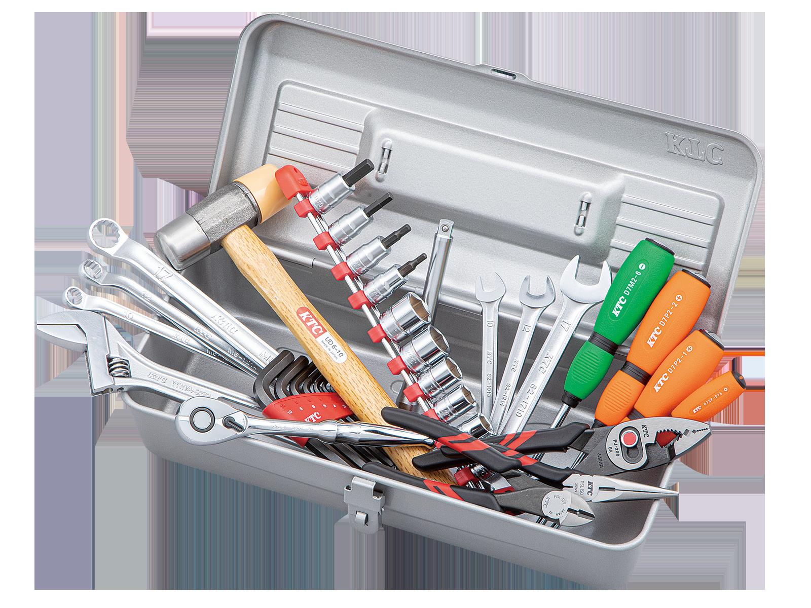 個人持ち推奨工具セット(SK33621M)